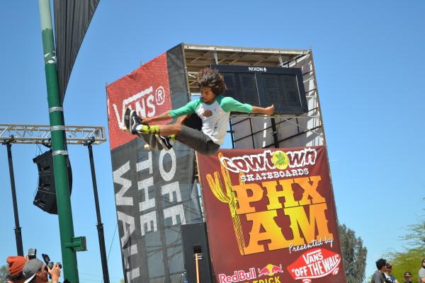 PHX AM 2014 – Adrian Hernandez